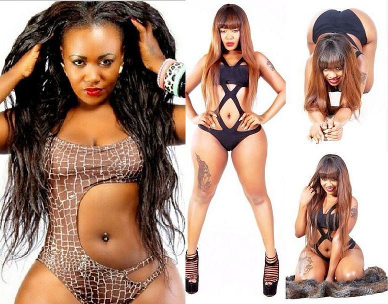 Big booty light skinned ebony kandi kream 7