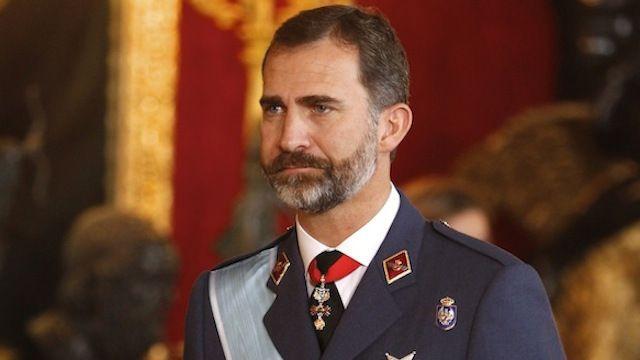 King Felipe VI Ascends Spanish Throne Felipe Vi