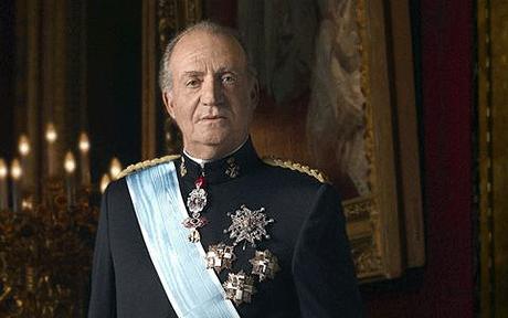 King Juan Carlos Bella Naija