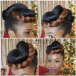 KysMyHair Golden Halo - Bellanaija - June2014001