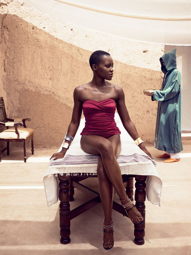 Lupita Nyong'o - Vogue America - June 2014 - BellaNaija.com 02