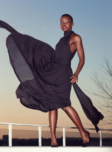 Lupita Nyongo for Lancome Interview - Bellanaija - June2014002