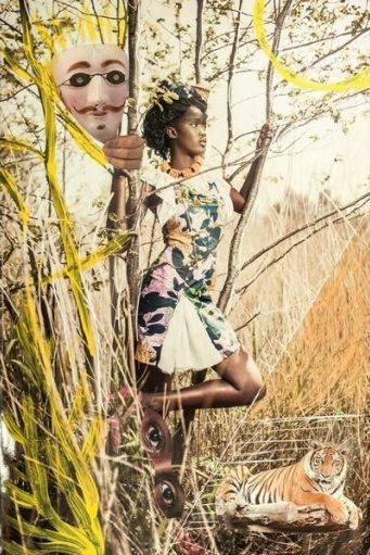 MAF Couture Dry Gold 2014 Collection - BellaNaija - June2014002