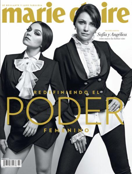 Marie Claire Mexico - June 2014 - BellaNaija.com 01