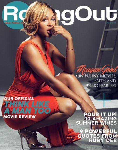Megan Good - Rolling Out - June 2014 - BellaNaija.com 01