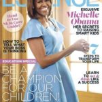 Michelle Obama for Essence August 2014 - Bellanaija - June 2014001