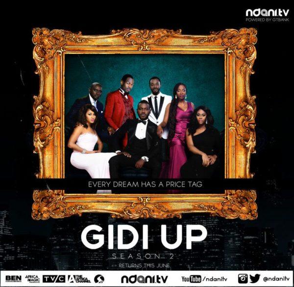 Ndani TV's Gidi Up - New Promo Shots - June 2014 - BellaNaija.com 01002