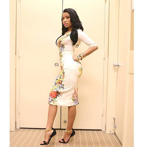 Nicki Minaj Live with Kelly Ripa