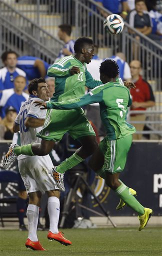 Lazaros Christodoulopoulos, Kenneth Omeruo, Efe Ambrose