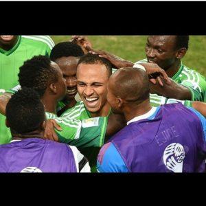 Nigeria Win Bosnia 2014 World Cup
