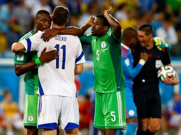 Nigeria vs. Bosnia - June 2014 - BellaNaija.com