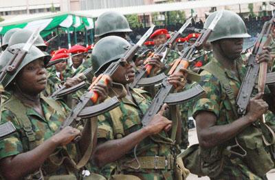 Nigerian-Army Bella Naija