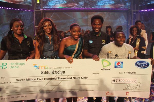 Nigerian Idol Season 4 Winner - BellaNaija - June2014002