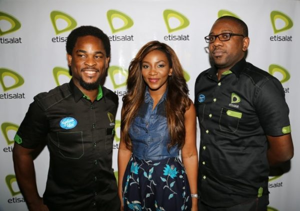 Enitan Denloye; Genevieve Nnaji & Oluwole Rawa