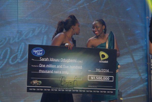 Nigerian Idol Season 4 Winner - BellaNaija - June2014013