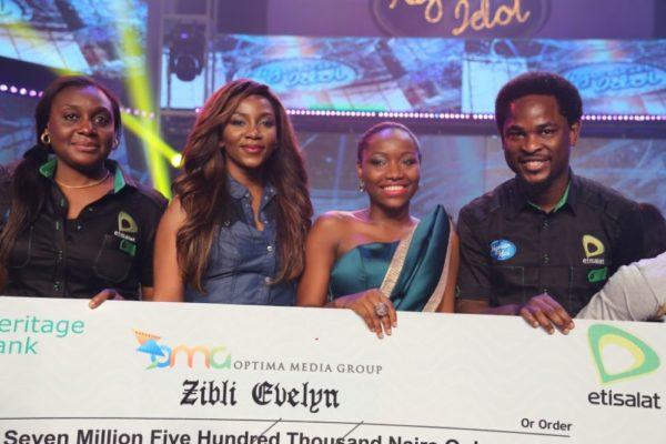 Nigerian Idol Season 4 Winner - BellaNaija - June2014020