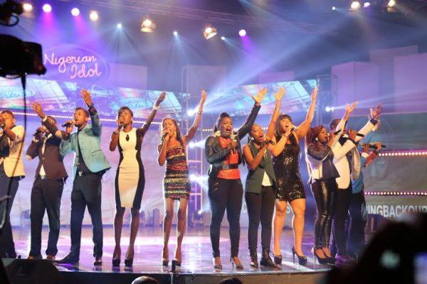 Noigerian Idol Season4 Top 12 Contestants