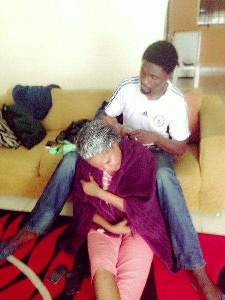 Niyi & Toyin Aimakhu-Johnson - June 2014 - BellaNaija.com