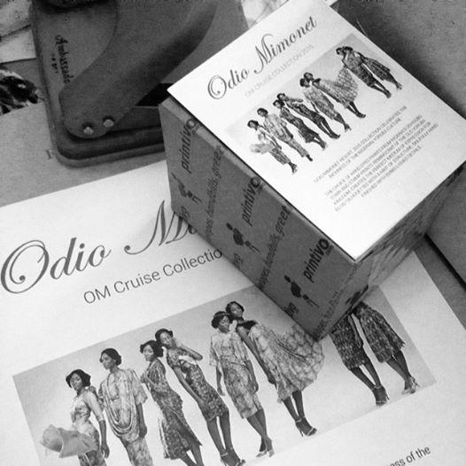 Odio Mimonet at Pitti W - Bellanaija - June2014003