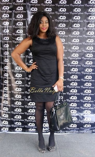 Oge Okoye's Crystal Glam Launch in Lagos - June 2014 - BellaNaija.com 01027