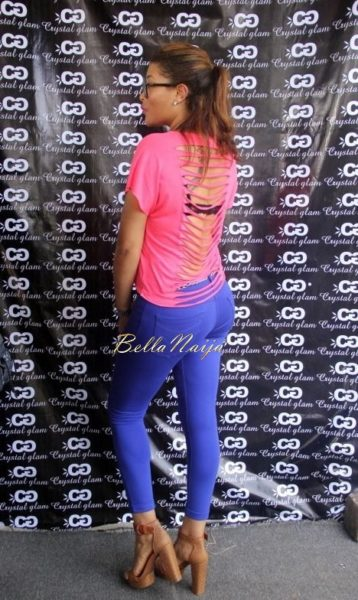 Oge Okoye's Crystal Glam Launch in Lagos - June 2014 - BellaNaija.com 01039