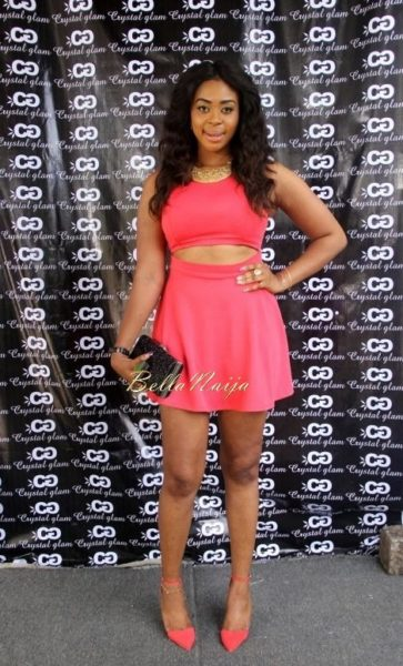 Oge Okoye's Crystal Glam Launch in Lagos - June 2014 - BellaNaija.com 01041