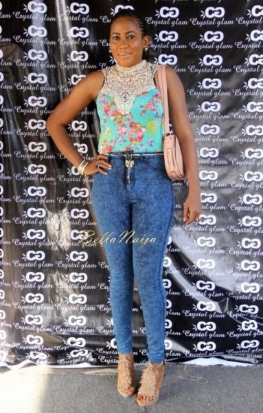 Oge Okoye's Crystal Glam Launch in Lagos - June 2014 - BellaNaija.com 01068