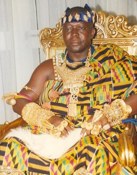 Otumfuo Osei Tutu II - June 2014 - BellaNaija,com