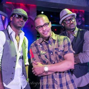 P-Square & T,I. - June 2014 - BellaNaija.com 01