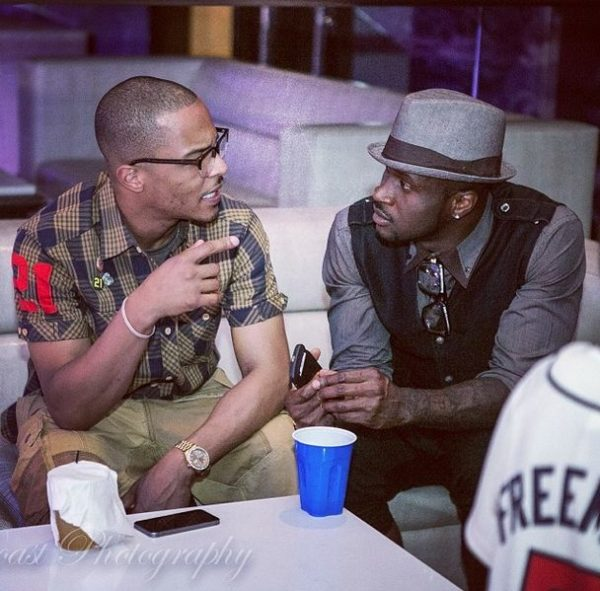 P-Square & T,I. - June 2014 - BellaNaija.com 05