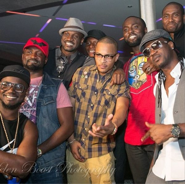 P-Square & T,I. - June 2014 - BellaNaija.com 08