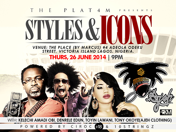 PLAT4M Styles & Icons - BellaNaija - June - 2014