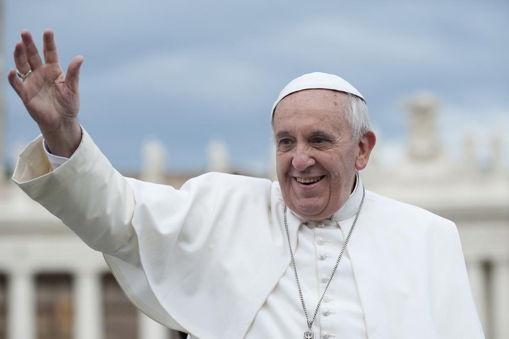 Đức Thánh Cha Phanxicô: Giáo Hội Không Phải Là Một Thực Tại Tĩnh
