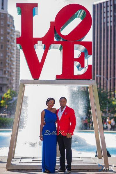 Princess Ernest | Daniel The Photographer | Love Philadelphia Philly Engagement Session | BellaNaija Weddings 2014 - 00