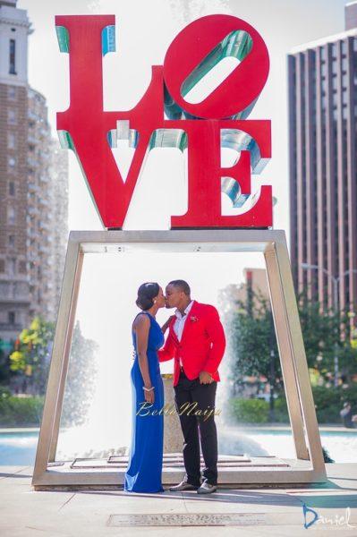 Princess Ernest | Daniel The Photographer | Love Philadelphia Philly Engagement Session | BellaNaija Weddings 2014 - 01