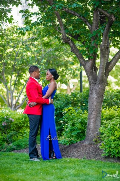 Princess Ernest | Daniel The Photographer | Love Philadelphia Philly Engagement Session | BellaNaija Weddings 2014 - 010
