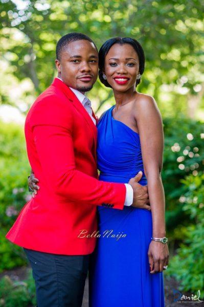 Princess Ernest | Daniel The Photographer | Love Philadelphia Philly Engagement Session | BellaNaija Weddings 2014 - 011