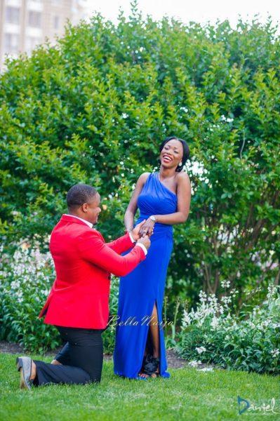Princess Ernest | Daniel The Photographer | Love Philadelphia Philly Engagement Session | BellaNaija Weddings 2014 - 013