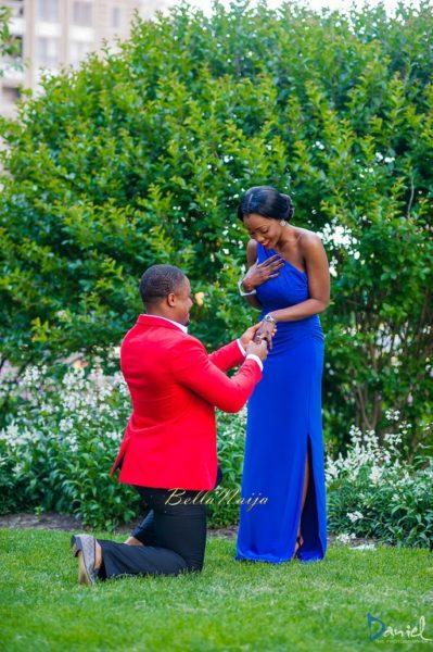 Princess Ernest | Daniel The Photographer | Love Philadelphia Philly Engagement Session | BellaNaija Weddings 2014 - 014