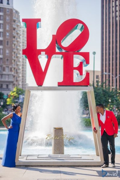 Princess Ernest | Daniel The Photographer | Love Philadelphia Philly Engagement Session | BellaNaija Weddings 2014 - 02