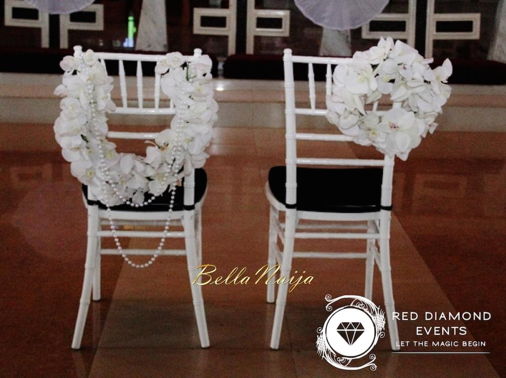 BN Wedding Decor Great Gatsby Wedding In Nigeria By Red Diamond Events