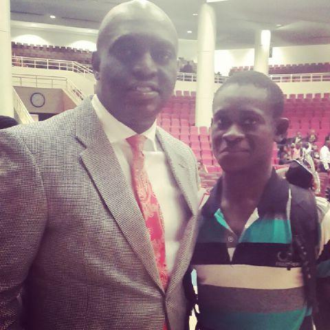 Sammie Okposo & Anthony - June 2014 - BellaNaija.com 01