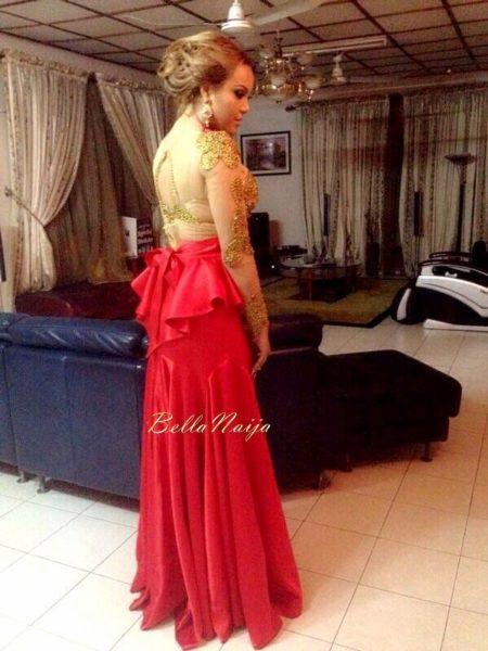 Sarah Ofili's Sisi Oge Pagent Look - June 2014 - BellaNaija.com 01001