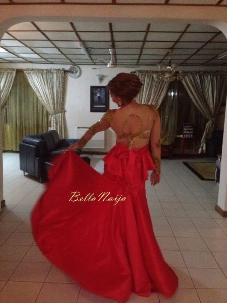 Sarah Ofili's Sisi Oge Pagent Look - June 2014 - BellaNaija.com 01002