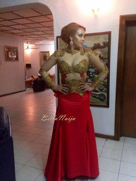 Sarah Ofili's Sisi Oge Pagent Look - June 2014 - BellaNaija.com 01006