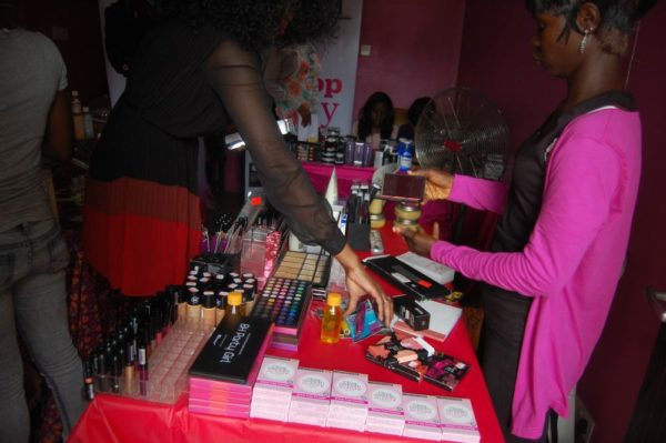 Savvy & Chic Salon Day Out- BellaNaija - June2014001
