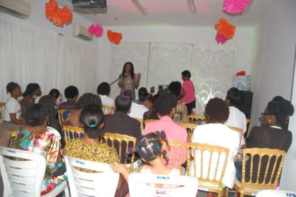 Savvy & Chic Salon Day Out- BellaNaija - June2014005