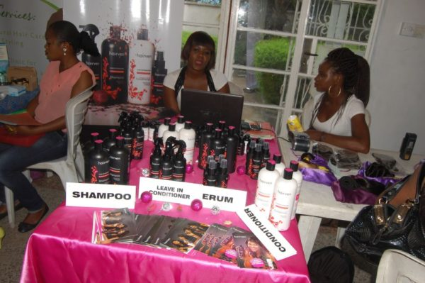 Savvy & Chic Salon Day Out- BellaNaija - June2014011