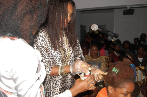 Savvy & Chic Salon Day Out- BellaNaija - June2014016