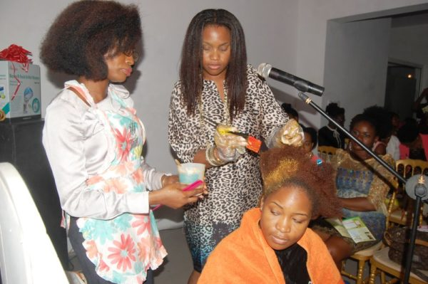 Savvy & Chic Salon Day Out- BellaNaija - June2014017